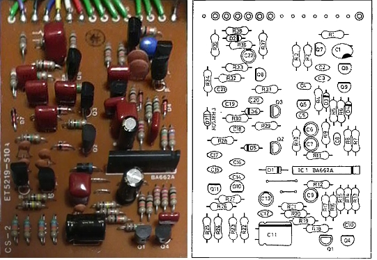 Fig 1 Boss Dd2 Digital Delay Guitar Pedal Schematic Diagram