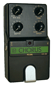 Pearl CH 02 Chorus Schematic Diagram